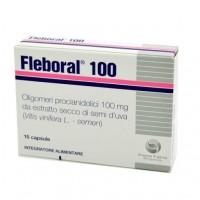 FLEBORAL 100 100MG 15CPS