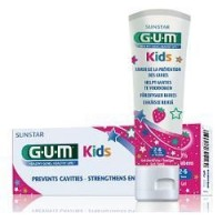 GUM KIDS DENT 2-6 50ML