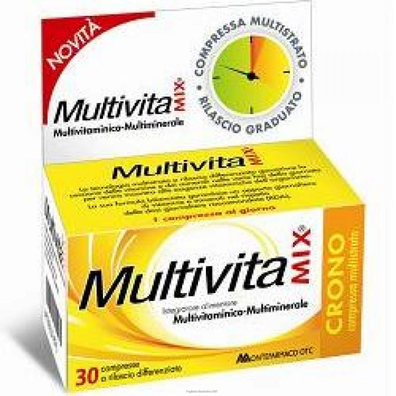 MULTIVITAMIX CRONO 30C S/Z