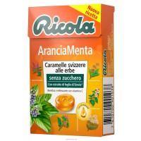 RICOLA ARANCIA MENTA 50G