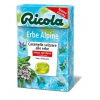 RICOLA ERBE ALPINE 50G