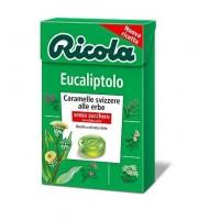 RICOLA EUCALIPTOLO 50G