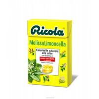 RICOLA MELISSA LIMONCA 50G