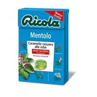 RICOLA MENTOLO 50G