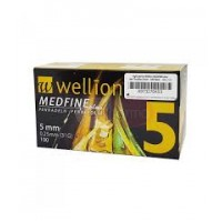 WELLION AG INS MEDF P5 100